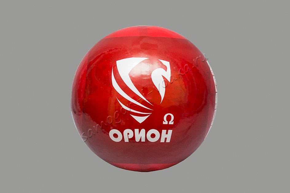 Огнетушитель АУПП-1,15 Орион Омега-У1