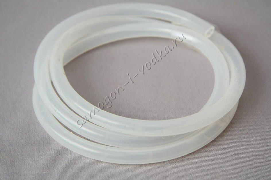 Шланг медицинский силиконовый 5х1,5 мм