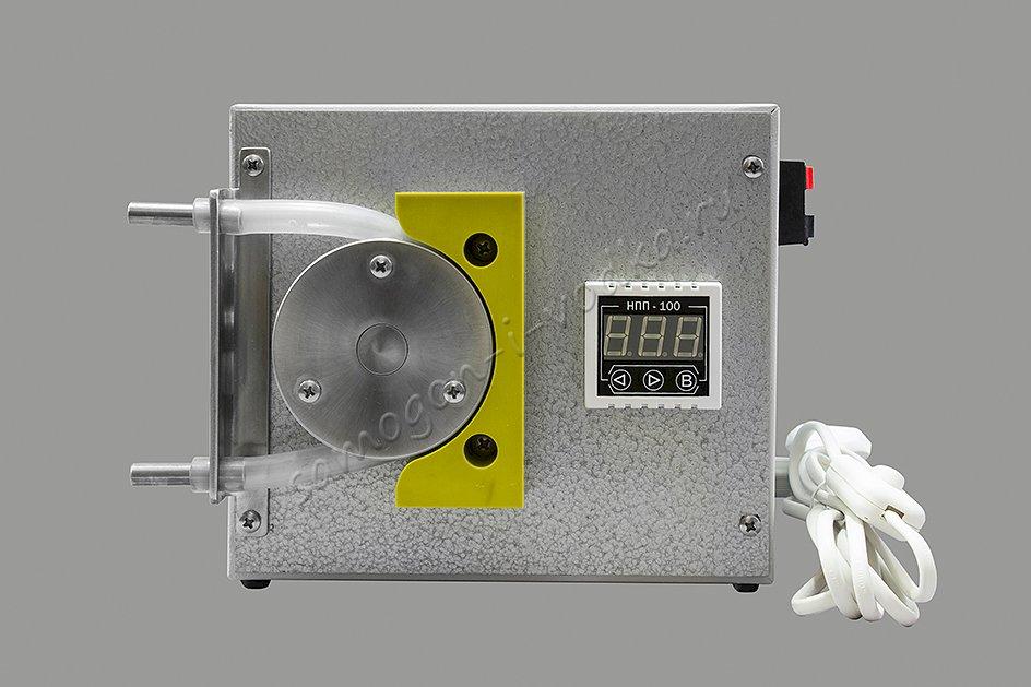 Насос перистальтический с процессорным управлением ХД/НПП - 100