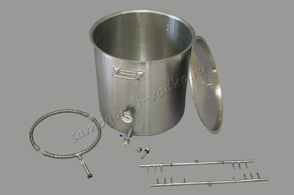 Котел сусловарочный (заторная емкость) ХД-СК-71