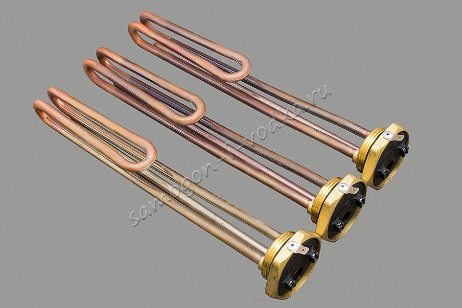 Комплект нагревательных элементов для  ХД/НПГ 1.0-12.0кВт (до 9,0кВт)