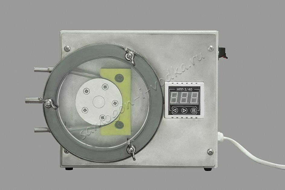 Перистальтический насос ХД-НПП 0,1-10,0-вакуум