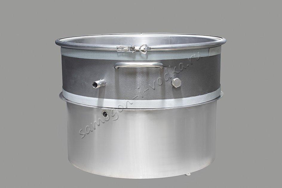 Вставка-вкладыш для водяной и паровой рубашки к кубу 76 литров D530