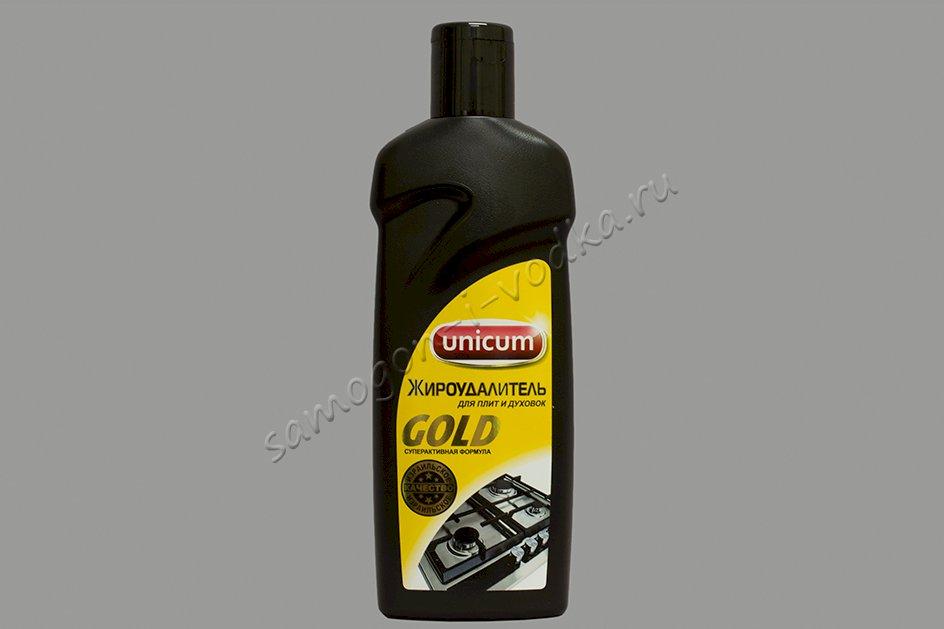 """Жироудалитель UNiCUM """"Gold"""""""