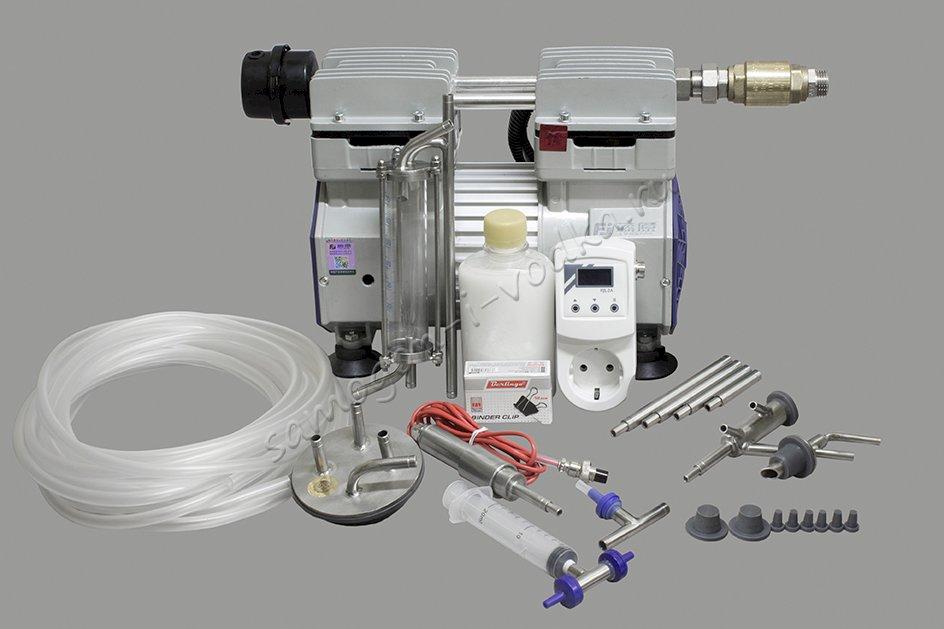 КИТ-Максима (набор для вакуумной дистилляции на атмосферном оборудовании)