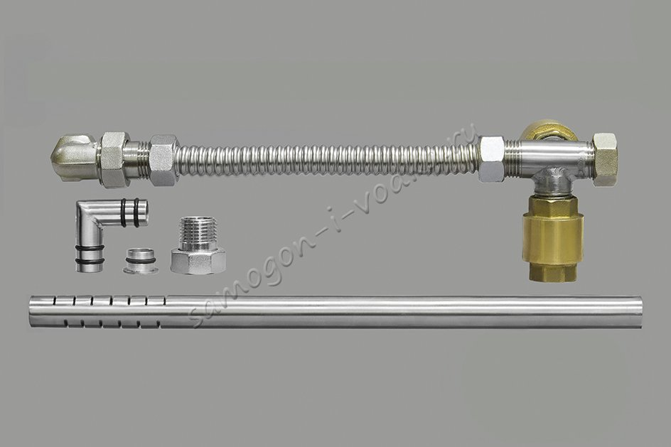 КИТ для встраивания барботера во вставку-вкладыш 50 и 100 литров
