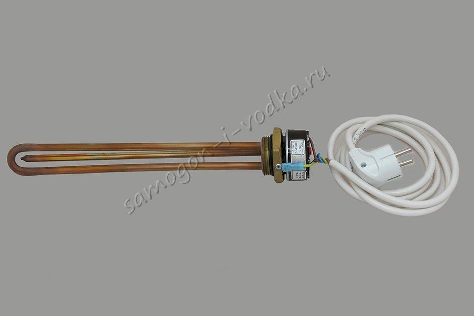 Нагревательный элемент Ariston с термоконтактами  (защитой от перегрева) 1,5 кВт