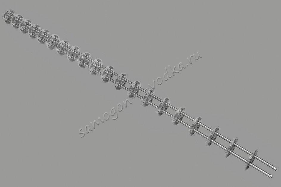 Вставка тарелок НБК (1400-1800 Вт), для царги L-1000