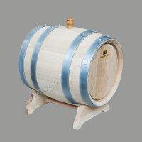 Бочка колотый дуб 10 литров (Дубовая бочка)