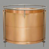 Вставка медная в кубы серии D530 (100 литров)  v.2020