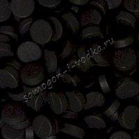 Активированный высокоочищенный осветленный  уголь ОУА 0,25кг