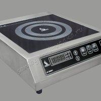 Индукционная плитка для ректификации и дистилляции AIRHOT IP3500-T