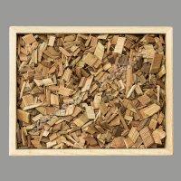 Чипсы вишни 250 грамм (средний обжиг, размер - mix)