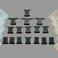 Набор Штампов для этикеток (16 штук)