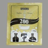 Дрожжи спиртовые активные Aroma XL 200 Turbo