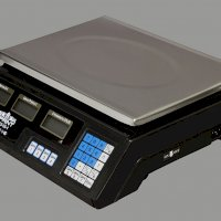 Весы настольные электронные (35 кг) NECS-35-1