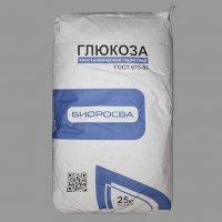 Глюкоза (декстроза), Россия (упаковка 25кг)