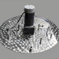Универсальная мешалка серии D530 для кубов и вставок 100 литров