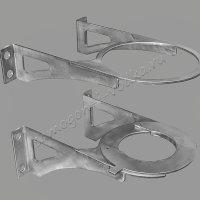 Настенное крепление для НБК ХД/5-80