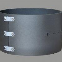 Утеплитель для медной вставки с увеличением объема  +21 литр, для кубов 37 литров D360