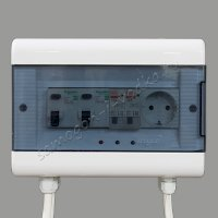 Блок безопасности для ПВК 120 (базовый)